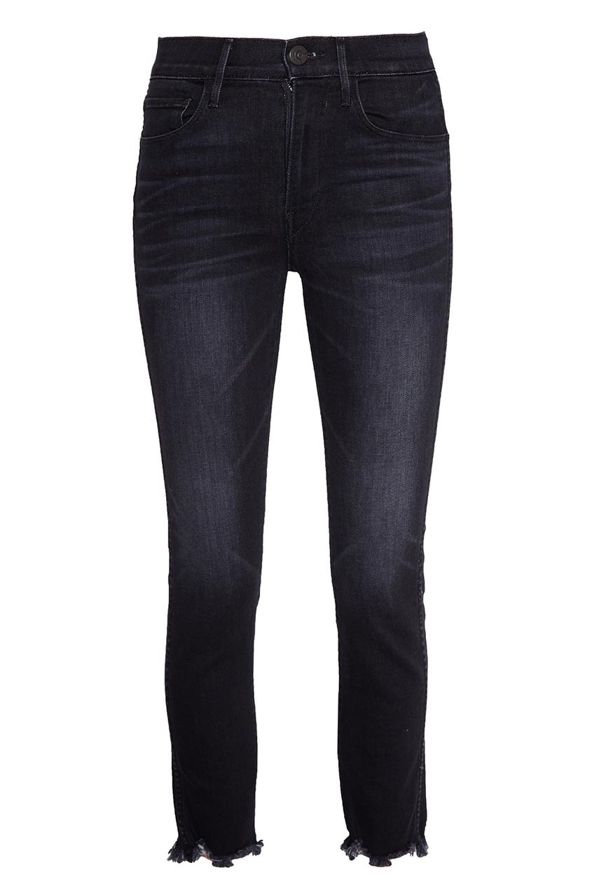3х1 Потертые джинсы