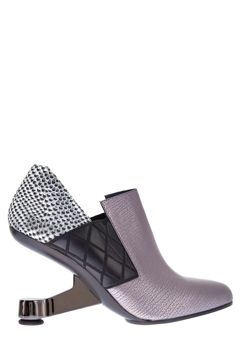 Кожаные туфли Eamz Janis
