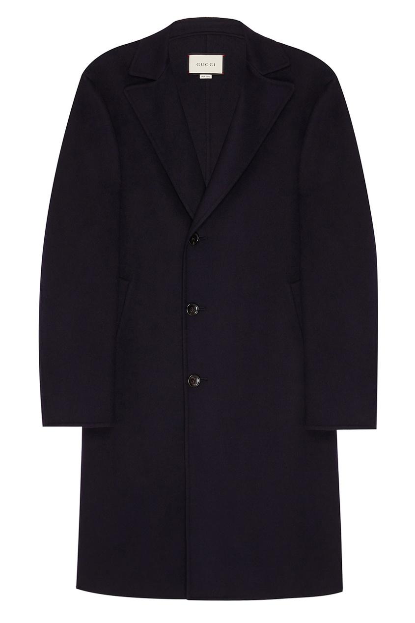 Gucci Шерстяное пальто