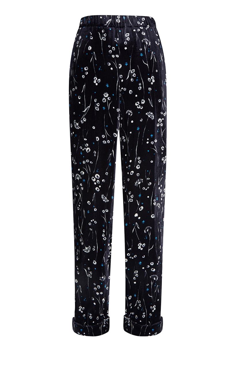 Alexander Terekhov Бархатные брюки набор бархатные раскраски черный фон вв2129