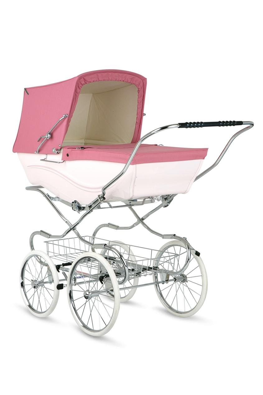 Silver Cross Коляска Kensington Pink