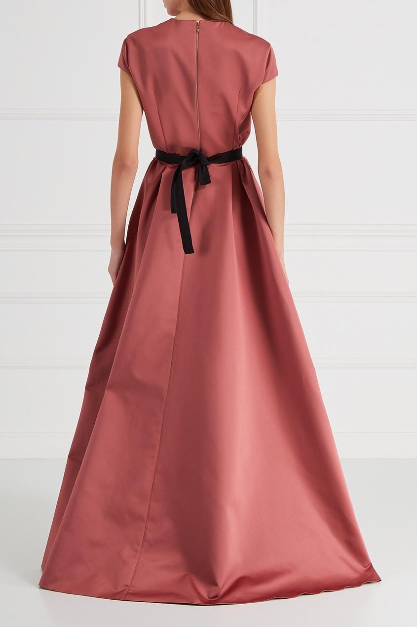 Rochas Платье из тафты