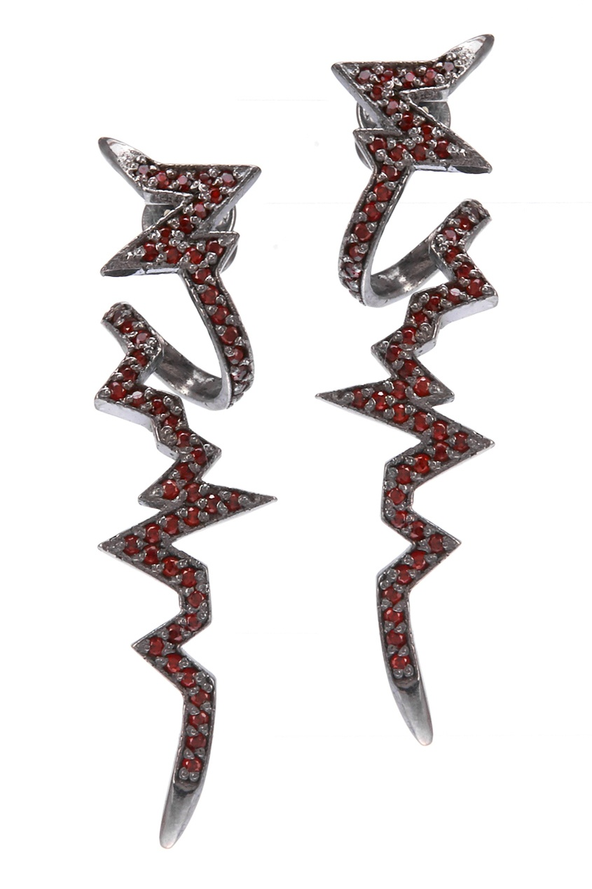 Серьги Caviar Jewellery 6116944 от Aizel