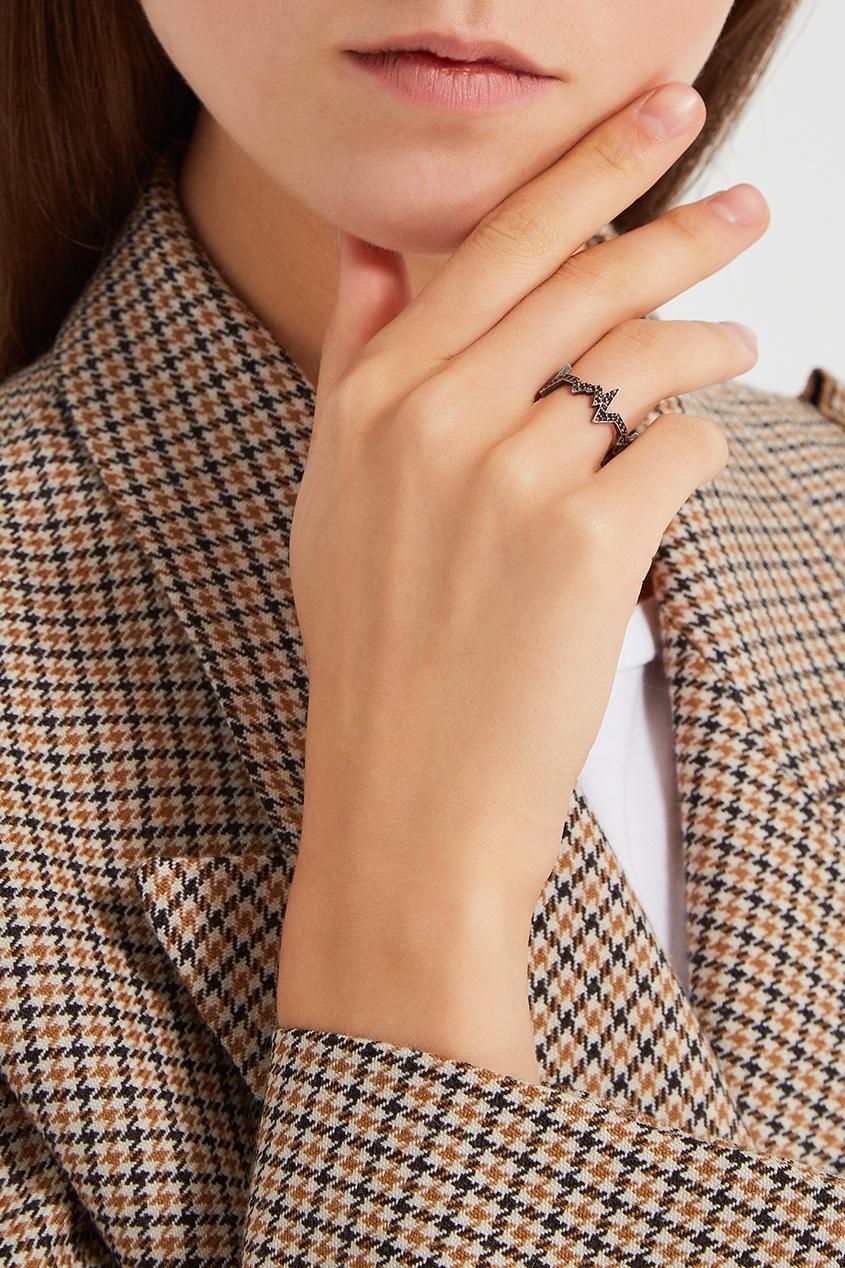 все цены на Caviar Jewellery Серебряное кольцо с гранатами онлайн