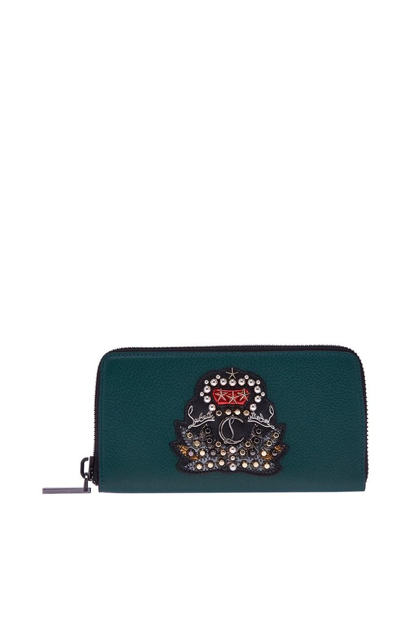 Кожаный кошелек M Panettone