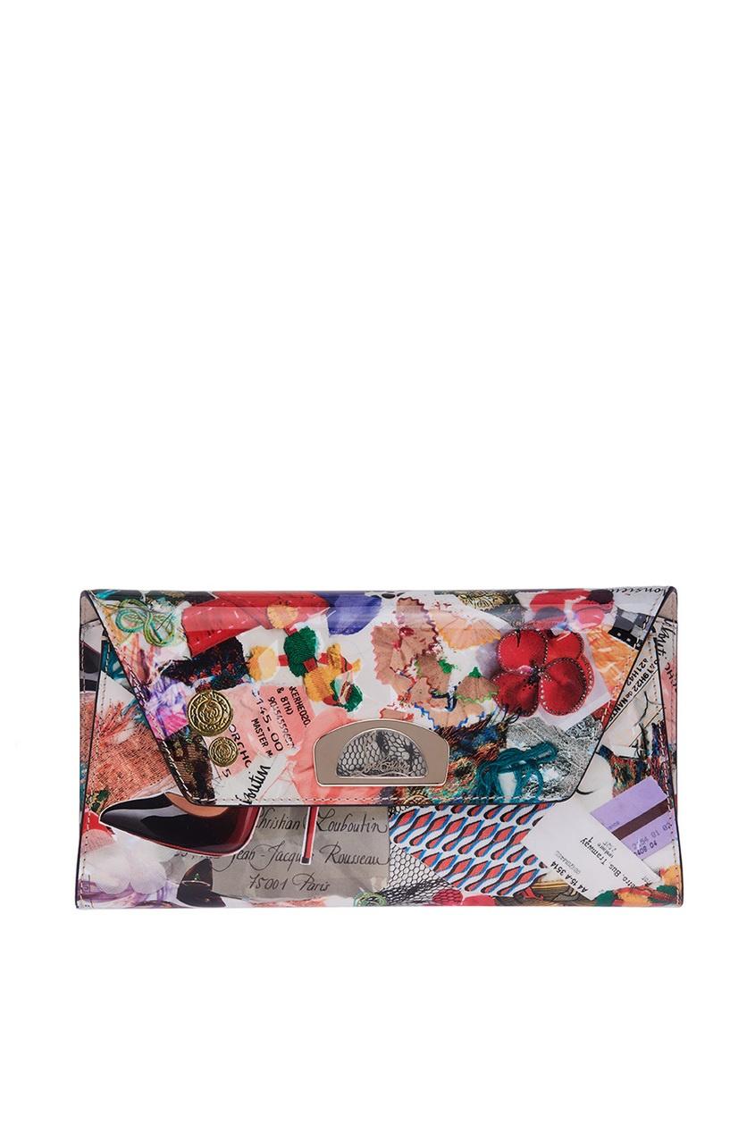 Christian Louboutin Кожаная сумка Vero Dodat сумки d vero сумка