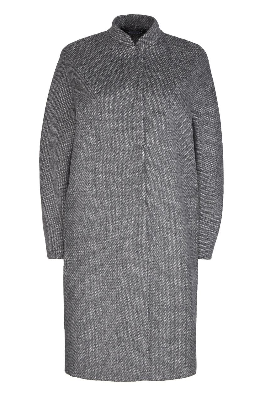 цена Freshblood Пальто из шерсти и альпаки онлайн в 2017 году