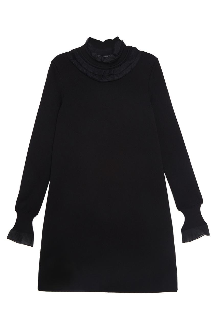 Ermanno Scervino Однотонное платье fit 64960