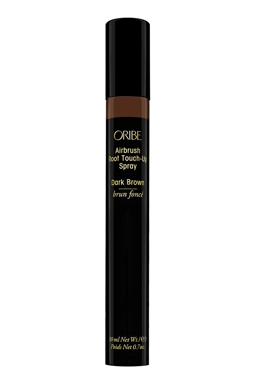 Спрей-корректор цвета для корней волос Airbrush Root Touch Up Spray – Dark Brown, 30 ml