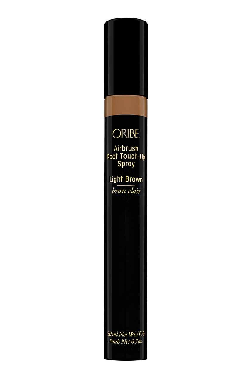 Спрей-корректор цвета для корней волос Airbrush Root Touch Up Spray – Light Brown, 30 ml