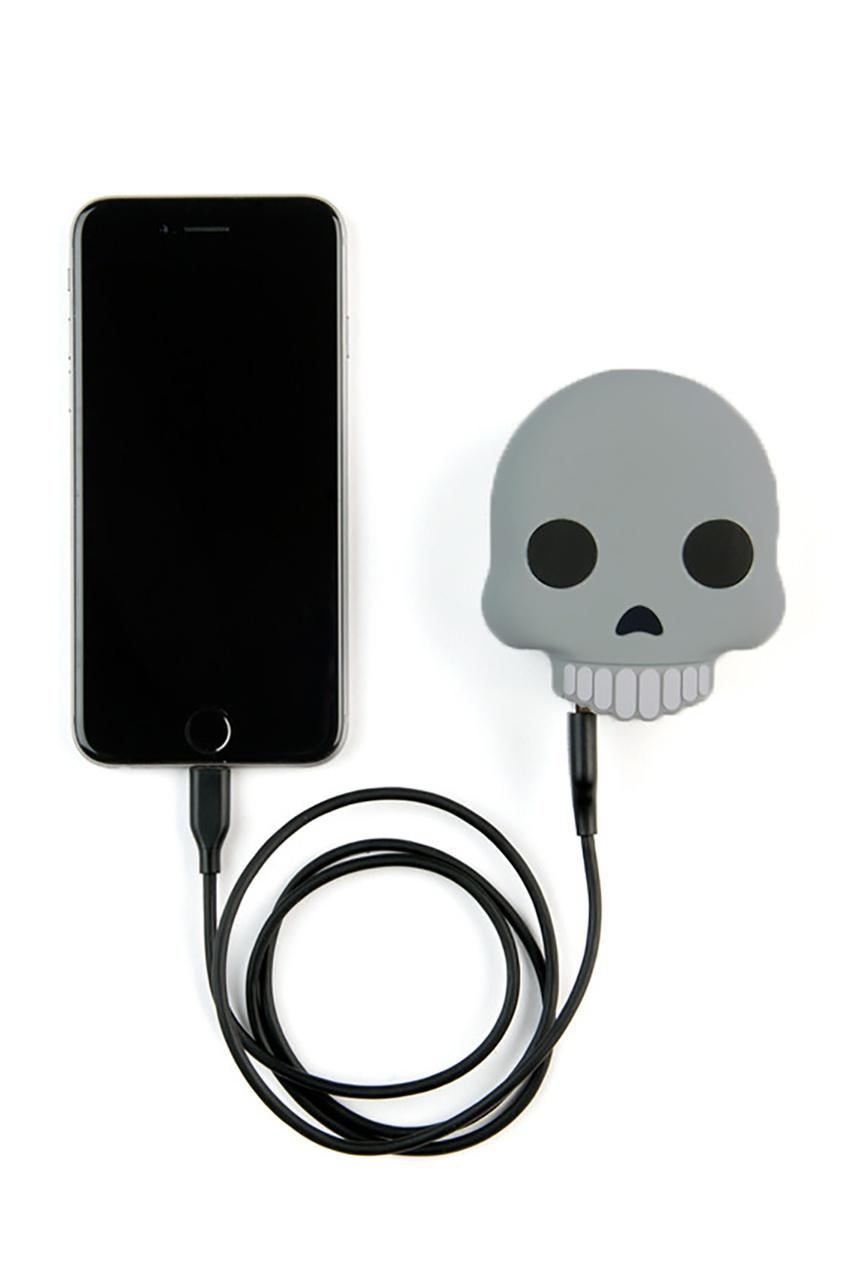 Mojipower Аккумулятор Skull аккумулятор для телефона pitatel seb tp209