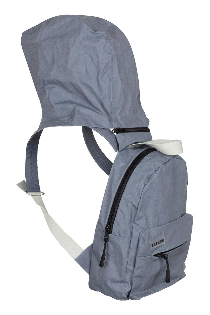 LU KIDS Рюкзак со съемным капюшоном