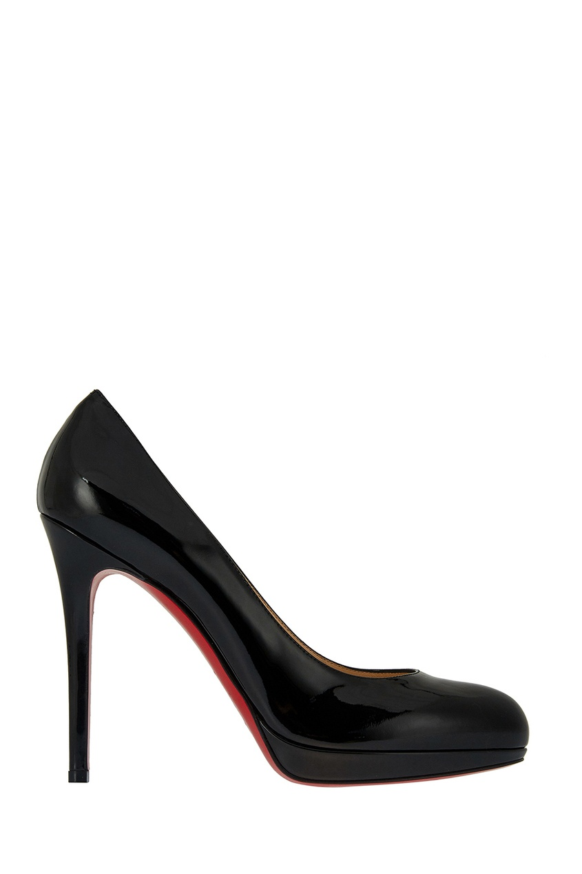 Christian Louboutin Лакированные туфли New Simple Pump 120 lx pump ea320 ea350 pump wet end pump body