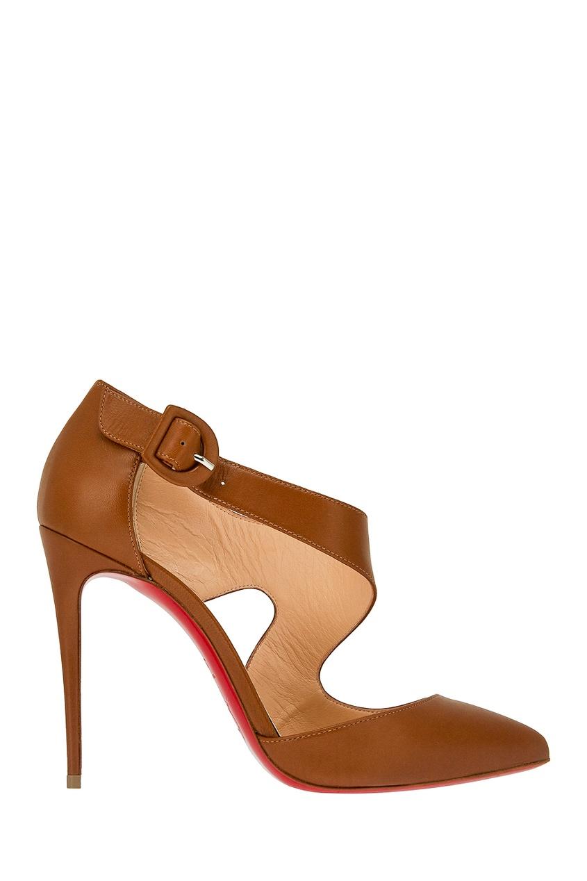 Кожаные туфли Sharpeta 100