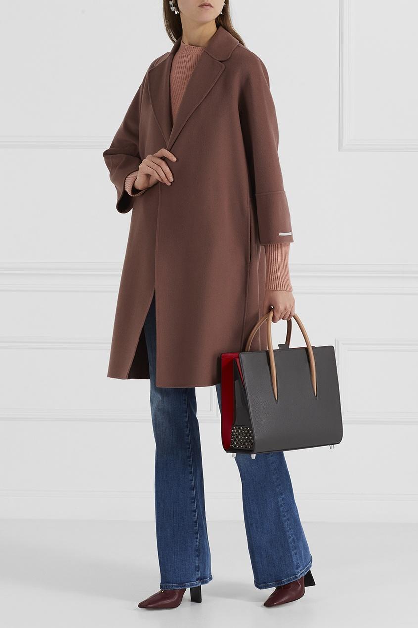 Кожаная сумка Paloma Medium