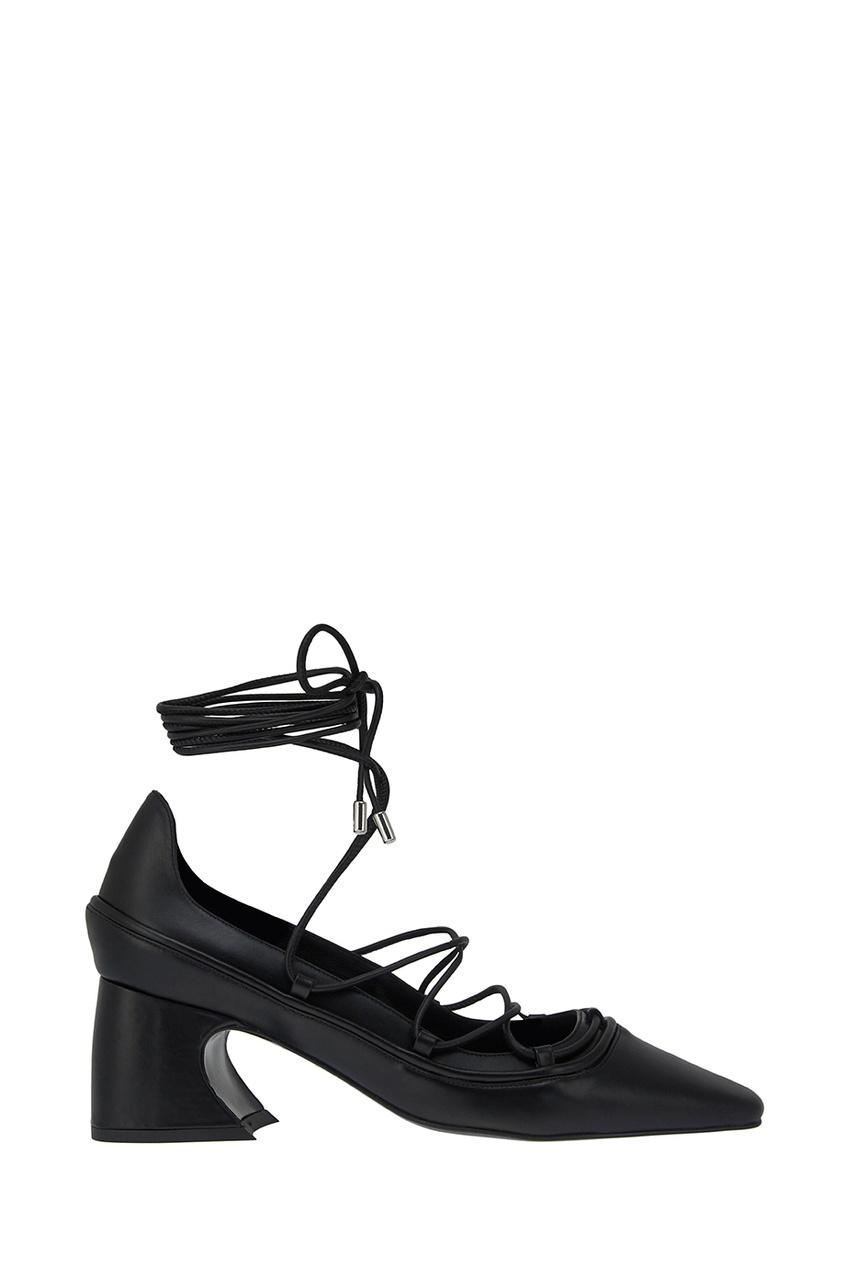 Туфли на шнуровке Rosbalet
