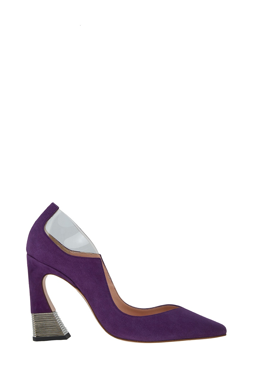 Туфли с фигурным краем Rosbalet