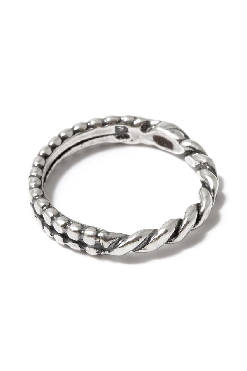 Gem Kingdom Набор из серебряных колец gem kingdom серебряные серьги ласточки с перламутром