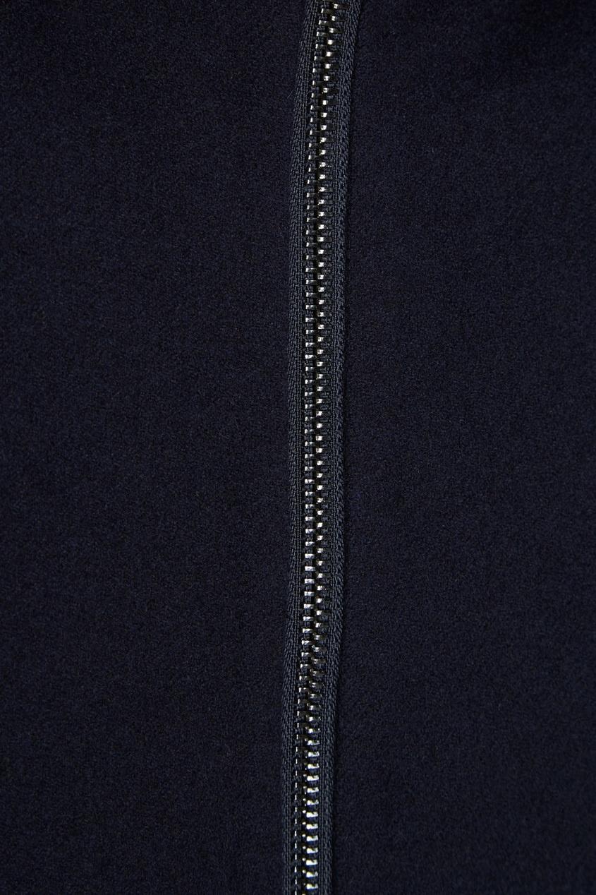 Max Mara Драповая куртка на молнии Osteo пуловер max mara weekend пуловер