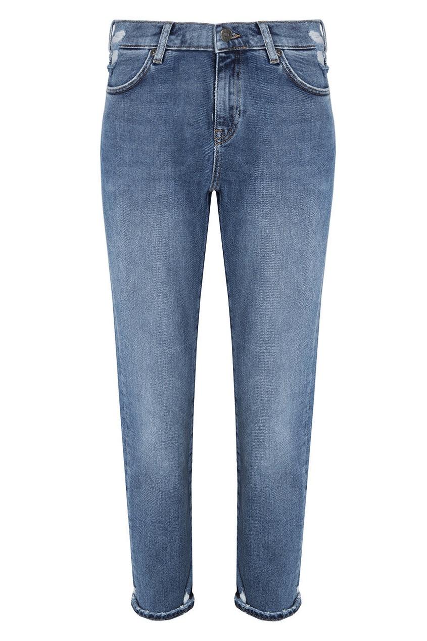 MiH jeans Потертые джинсы-boyfriend Tomboy