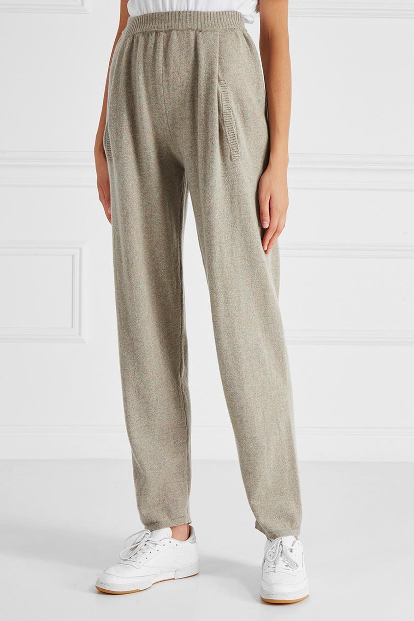Alena Akhmadullina Кашемировые брюки с карманами alena akhmadullina шерстяные брюки