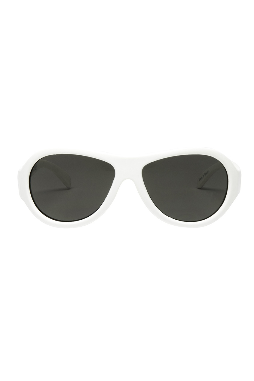 Babiators Белые солнцезащитные очки солнцезащитные очки с защитой от царапин