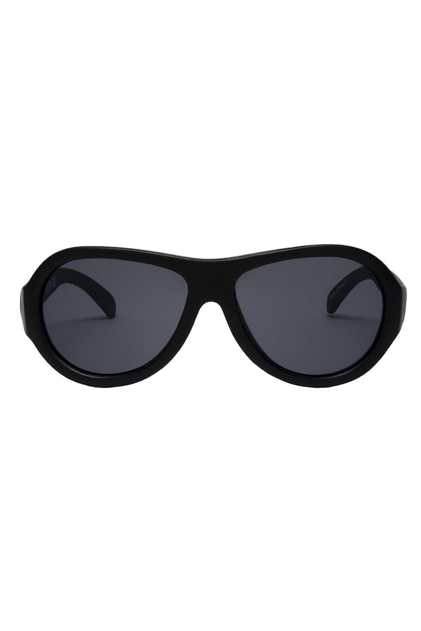 Черные детские очки