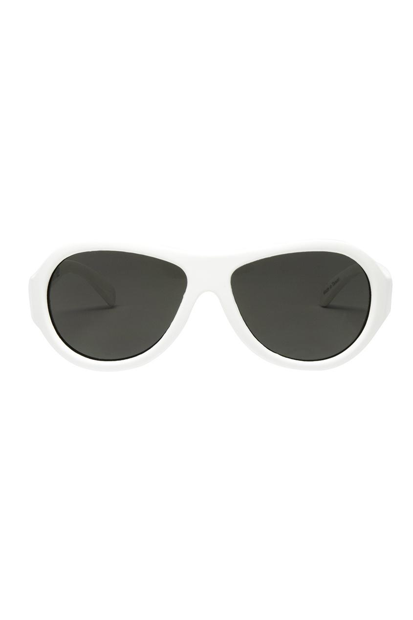Babiators Белые солнцезащитные очки
