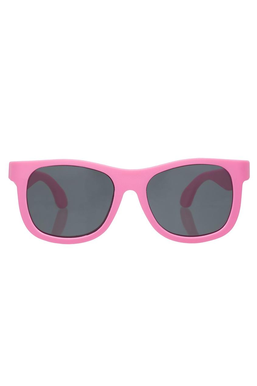 Ярко-розовые очки для детей