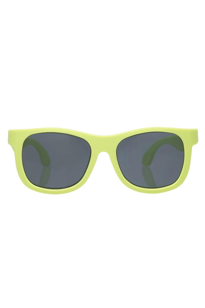 Babiators Зеленые солнцезащитные очки очки babiators