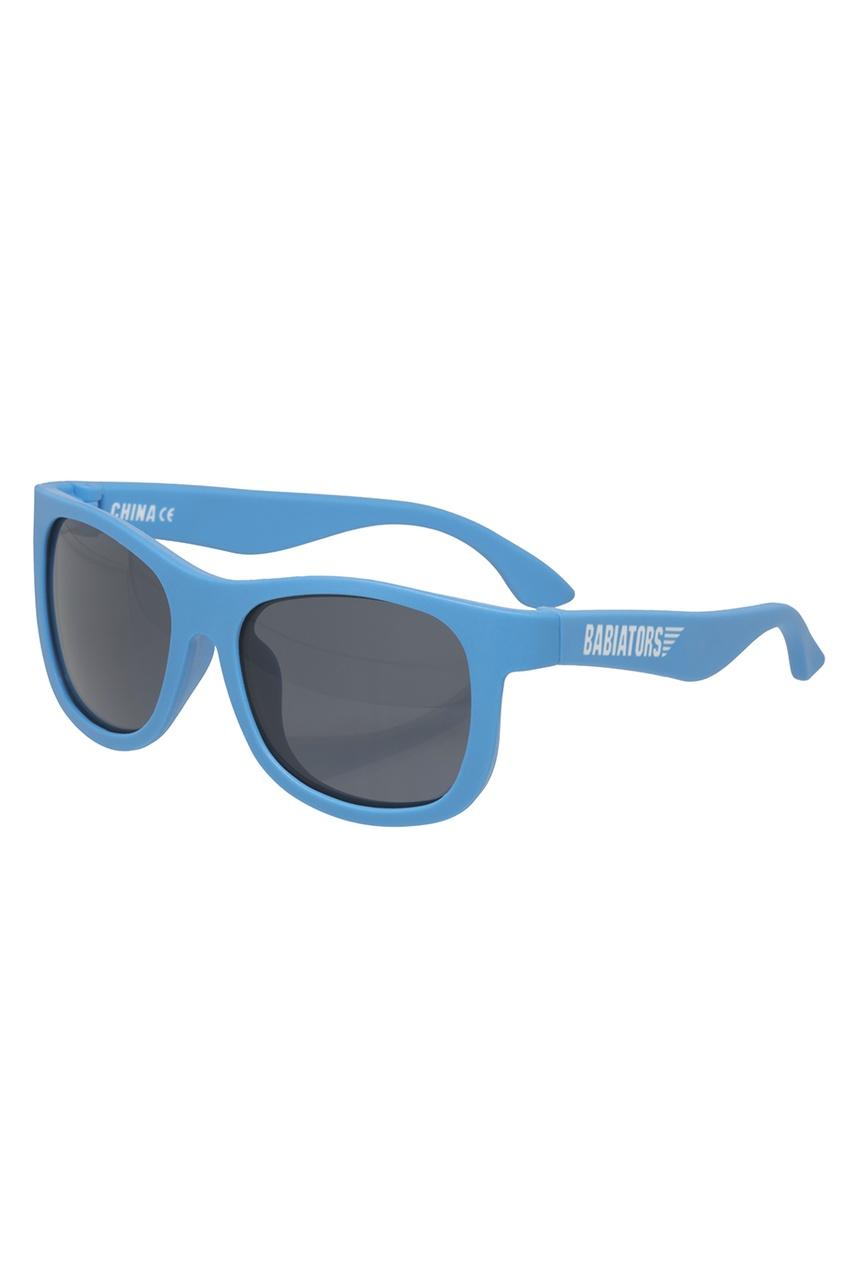 Темно-синие детские очки