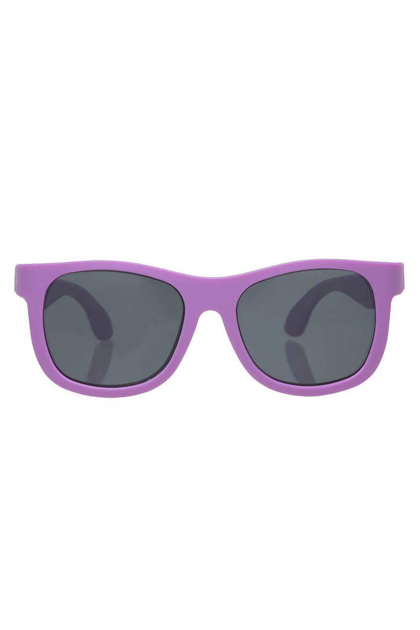 Фиолетовые детские очки