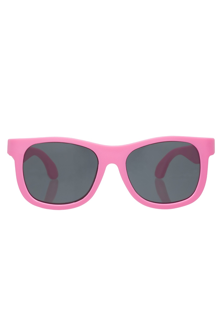 Babiators Розовые солнцезащитные очки солнцезащитные очки original navigator фиолетовое царство purple reign от 3 х до 5 ти лет babiators ут 00014854