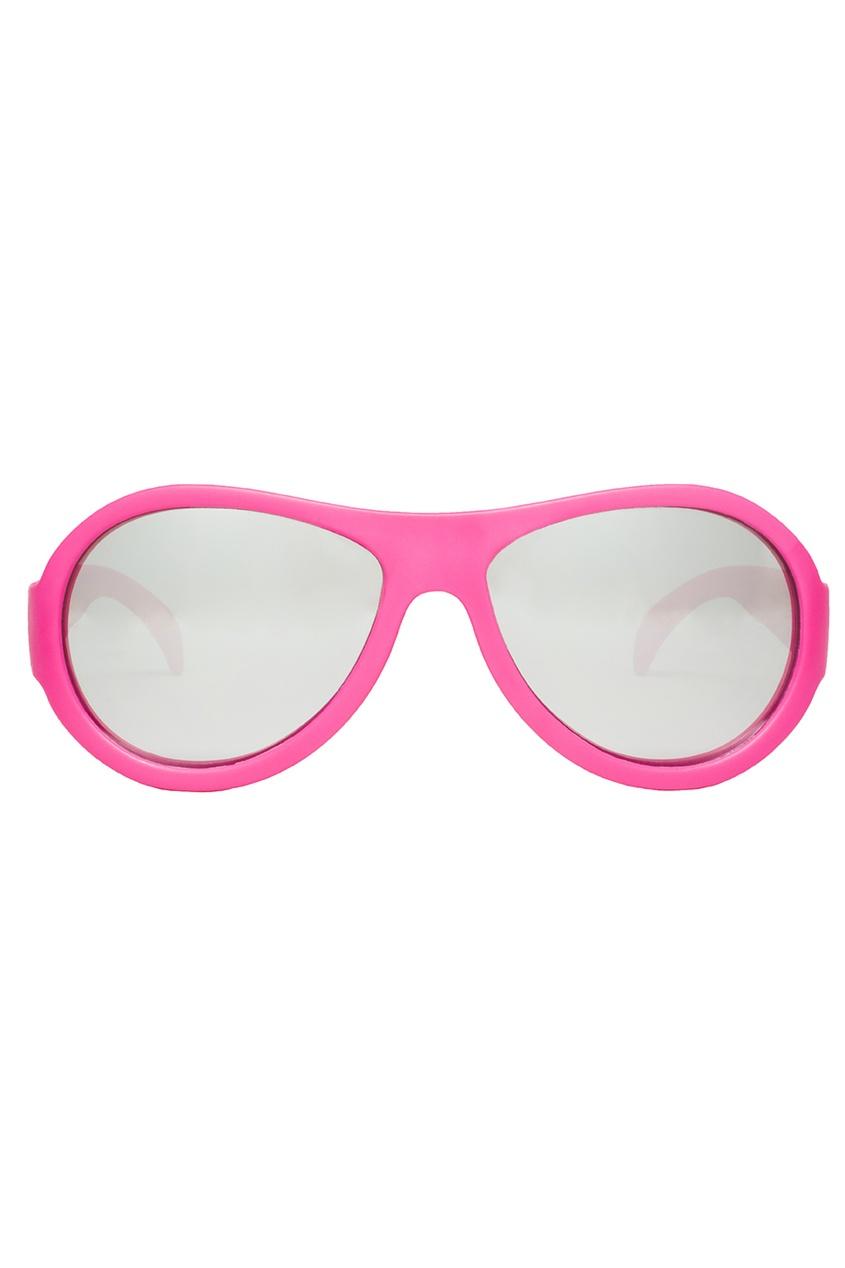 Babiators Зеркальные розовые очки очки babiators
