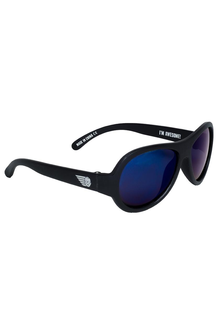 Babiators Черные солнцезащитные очки солнцезащитные очки с защитой от царапин