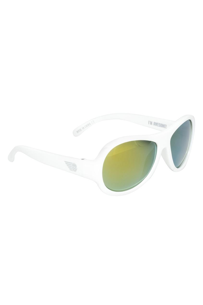 Babiators Детские очки с зеркальными линзами babiators limited polarized жизнь копакабана copacabana life 0 3