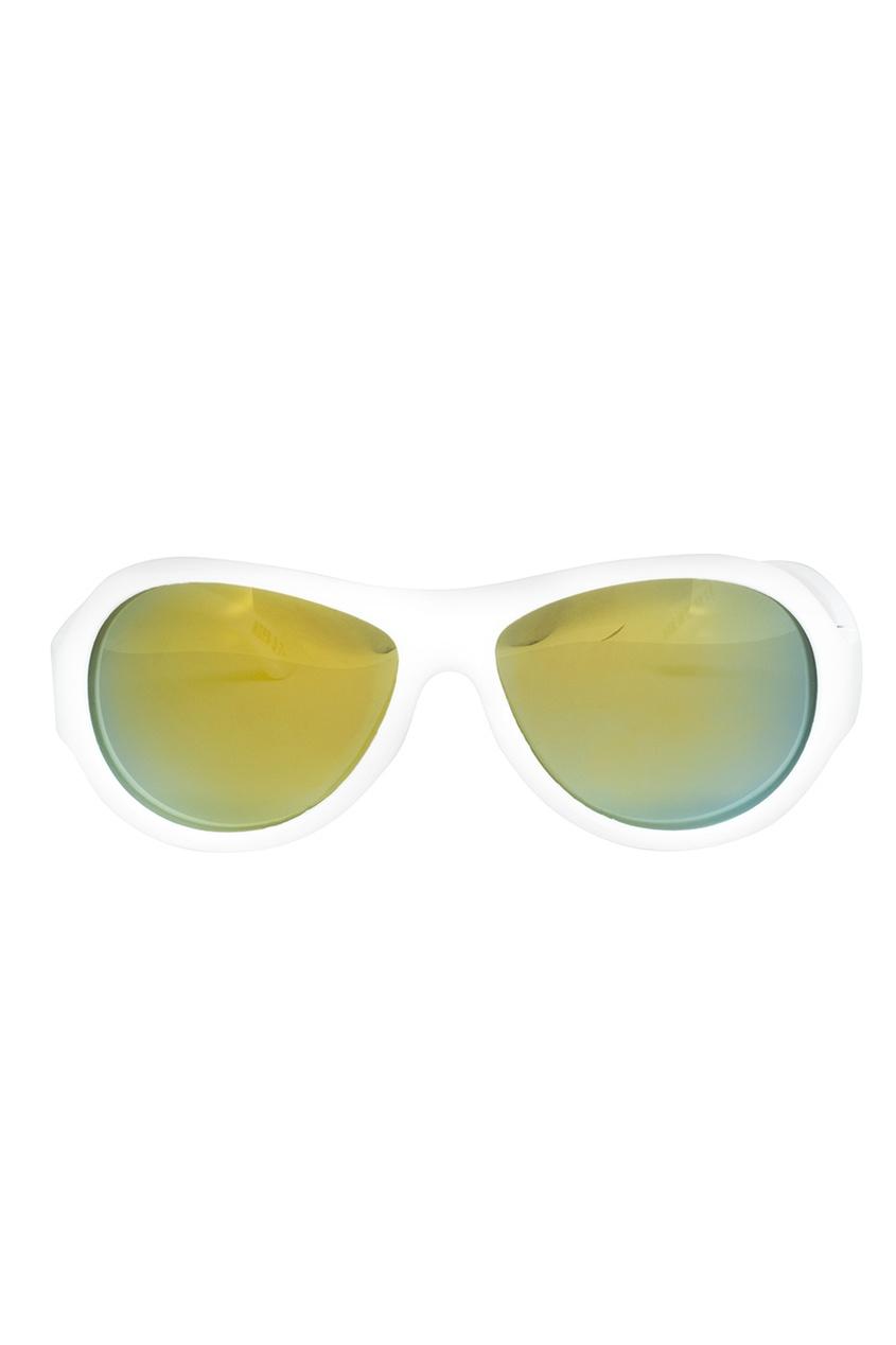 Детские очки с зеркальными линзами