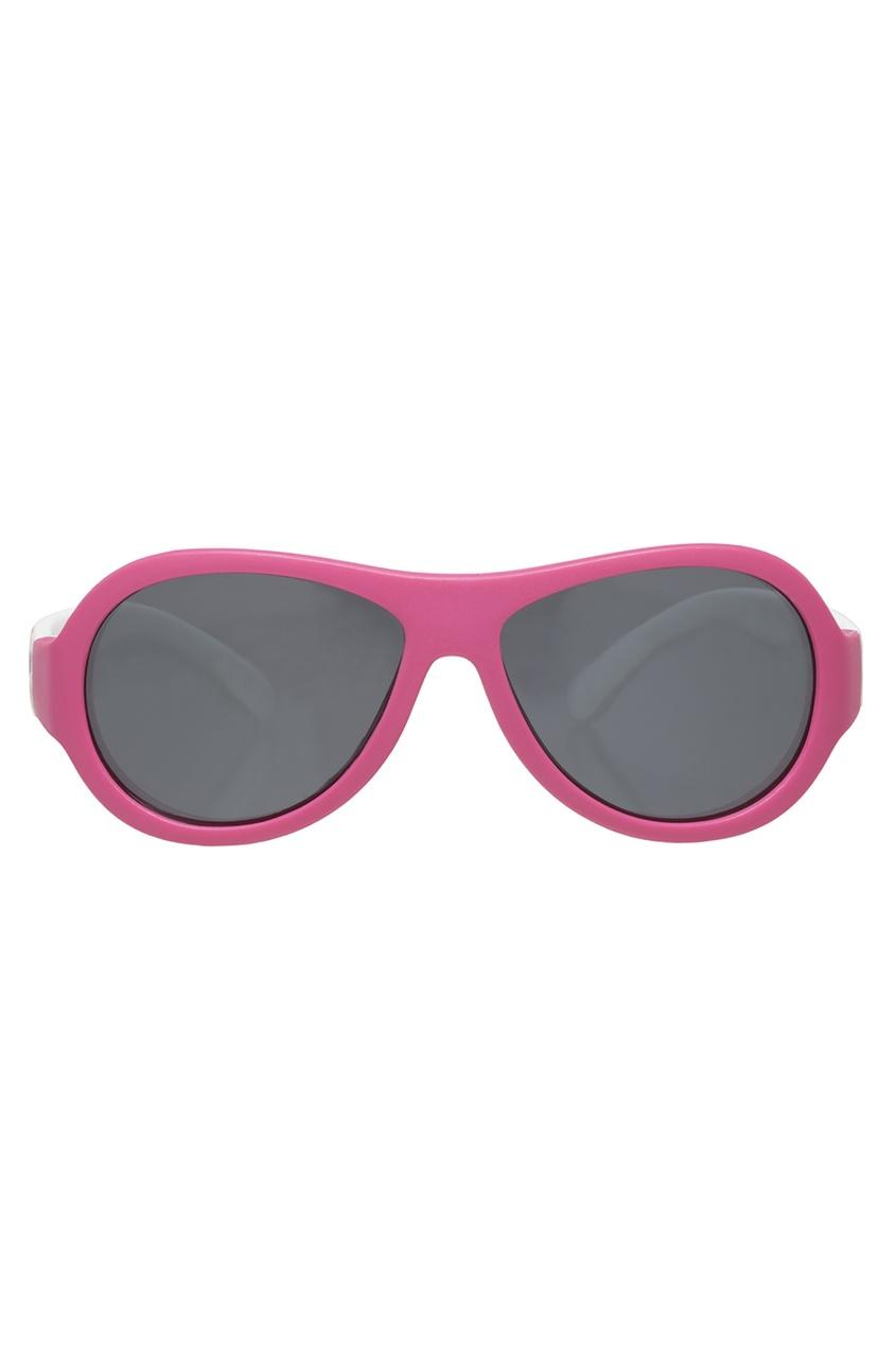 Солнцезащитные очки с принтом