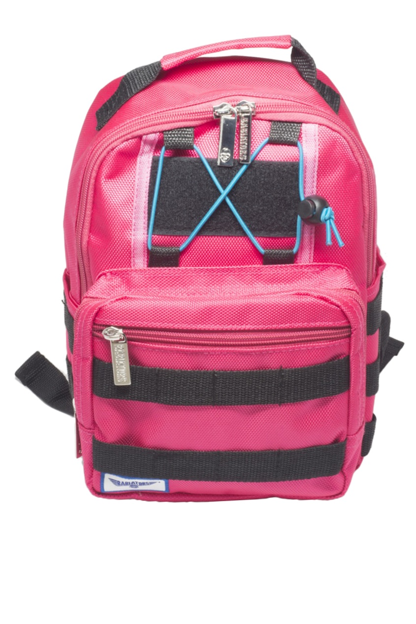 Babiators Розовый детский рюкзак рюкзак babiators rocket pack 1 5 4 года 30х20х14 цвет камуфляж galactic gray camo bab 072