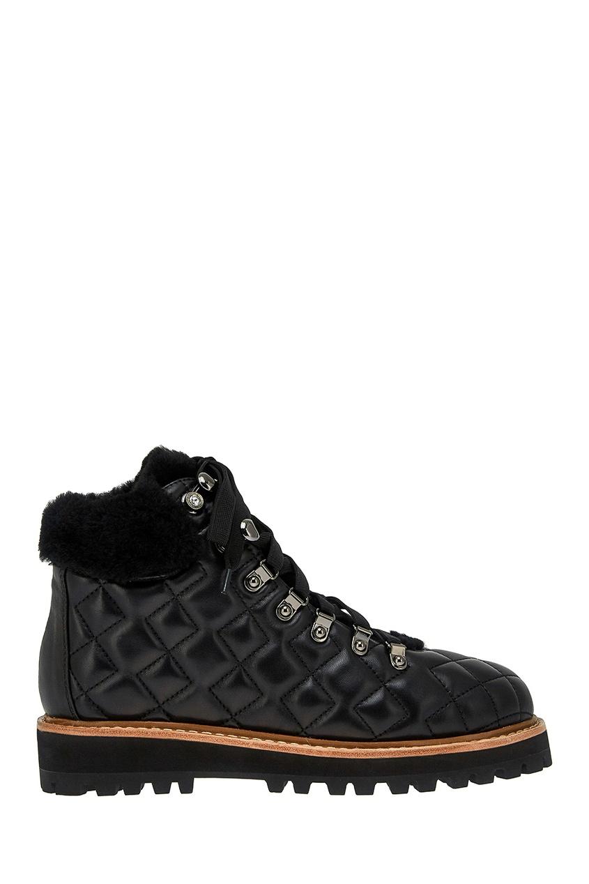 женские ботинки lola cruz, черные