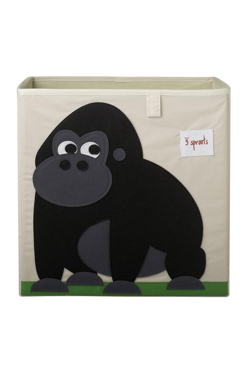 3 Sprouts Коробка для хранения «Горилла»