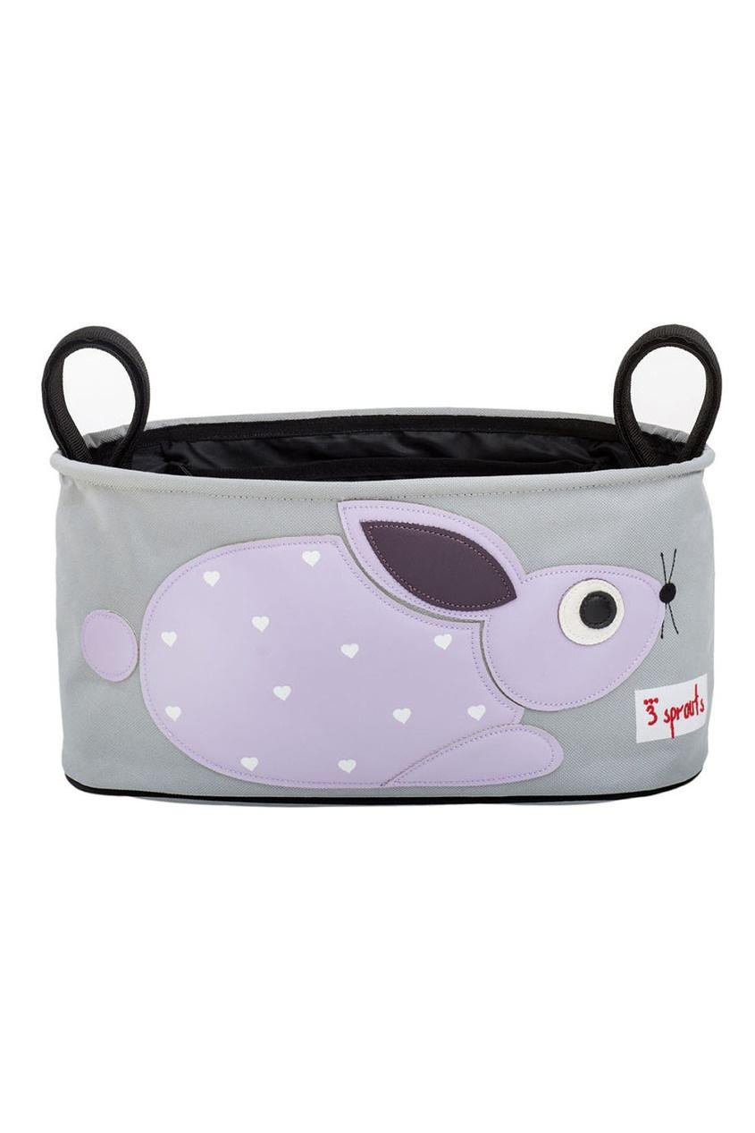 Сумка-органайзер для коляски «Кролик»