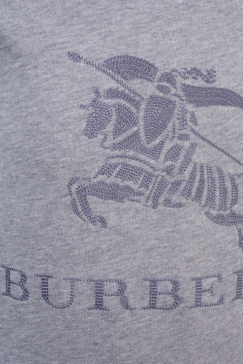 Burberry Children Свитшот с вышивкой burberry туалетная вода burberry sport 15 ml