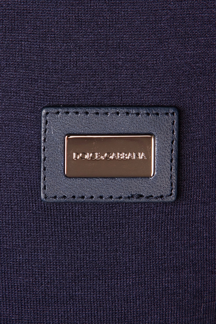 Dolce&Gabbana Children Джемпер с декоративным логотипом джемпер с логотипом