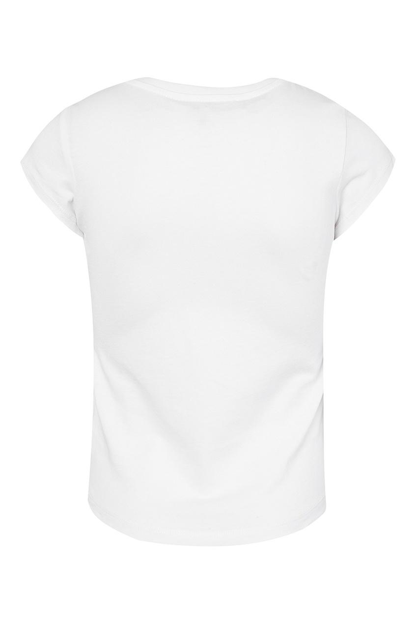 Dior Children Футболка с принтом футболка baby dior футболка