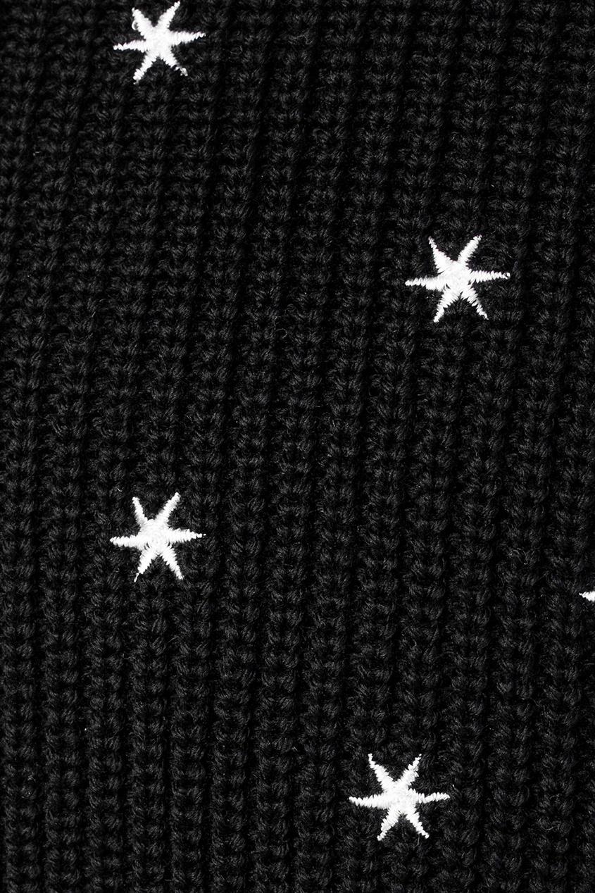 Dior Children Джемпер с вышивкой dior homme шарф