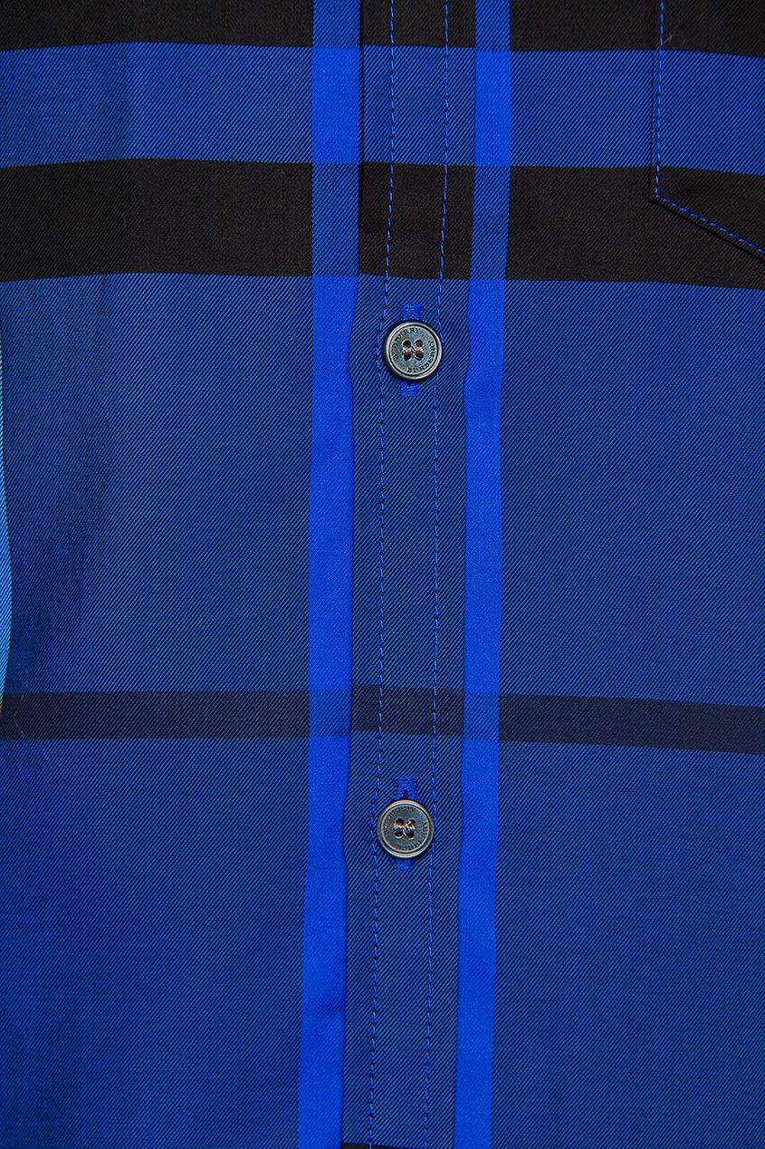 Burberry Children Рубашка в клетку рубашка в клетку dc atura 3 atura black