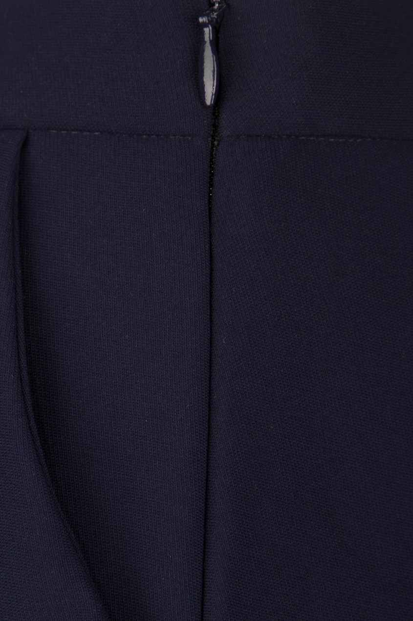 ermanno scervino однотонное платье Ermanno Scervino Children Широкие однотонные брюки