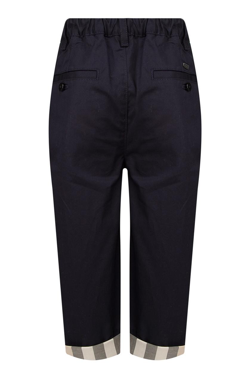 где купить Burberry Children Укороченные брюки по лучшей цене