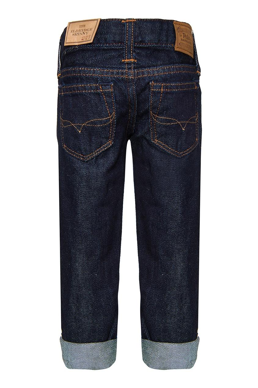 Ralph Lauren Children Джинсы с отворотами джинсы мужские polo ralph lauren 788513438001 denim